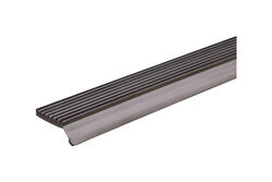 M-D  Brown  Vinyl  Weatherstrip  For Garage Doors 9 ft. L x 5.75 in.