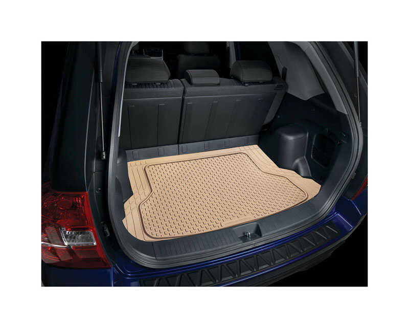 WeatherTech  Cargo Mat  Universal fit for all vehicles  Brown  1 pk