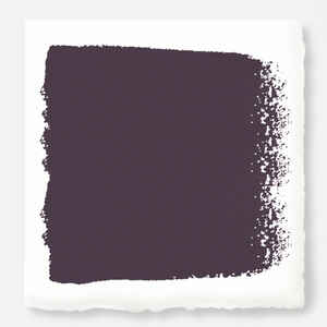 Magnolia Home  by Joanna Gaines  Satin  Plum Suede  Deep Base  Acrylic  Paint  1 gal.