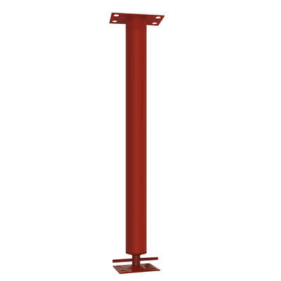 Tiger Brand Jack  3 in. Dia. x 36 in. H Adjustable Building Support Column  23700 lb.