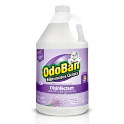 OdoBan Lavender Scent Disinfectant Laundry & Air Freshener 1 gal.