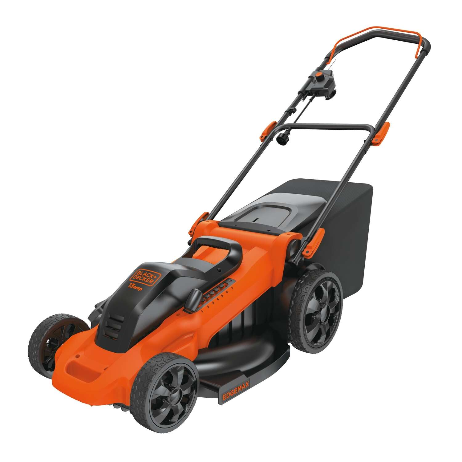 Black and Decker  EdgeMax  20 in. 120 volt Electric  Lawn Mower  Tool Only