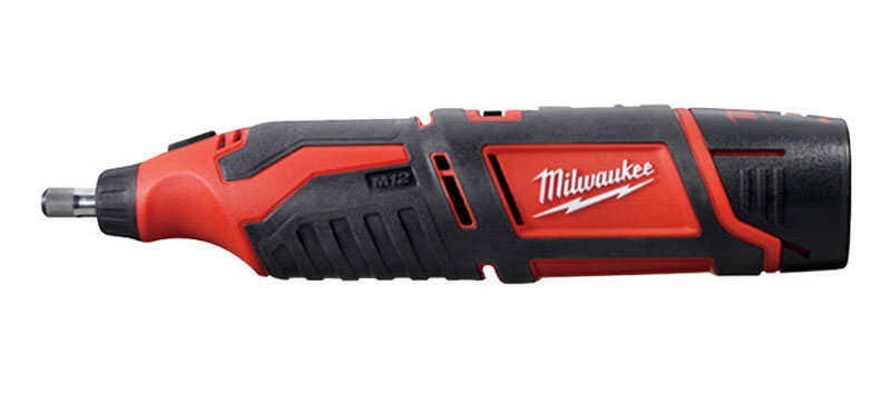 Milwaukee  M12  Cordless  Rotary Tool  Kit 32000 rpm 1 pc. 1/4 and 1/8 in.