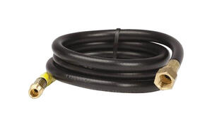Mr. Heater  5 ft. L Brass/Plastic  FPT x MPT  Hose Assembly