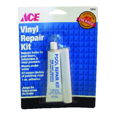 Ace  High Strength  Polymer  Adhesive & Filler Kit  1 oz.