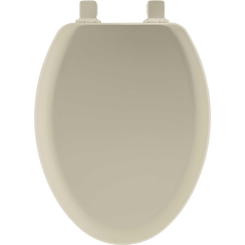 Mayfair Elongated Bone Molded Wood Toilet Seat Ace Hardware