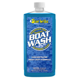 Star Brite  Boat Wash in a Bottle  16 oz
