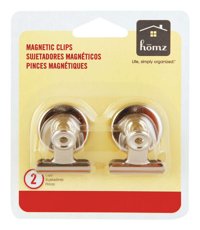 Homz  Medium  2  Magnetic Clips