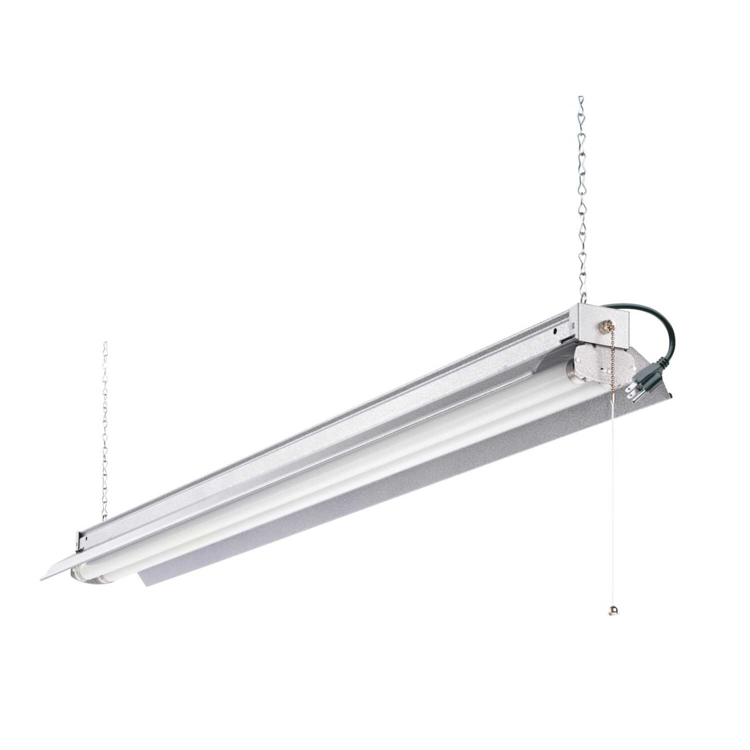 Lithonia lighting 48 in 64 watts fluorescent shop light ace hardware