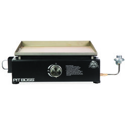 Pit Boss  PB200GS  Liquid Propane  Outdoor Griddle Grill  Black/Gray  1 burners