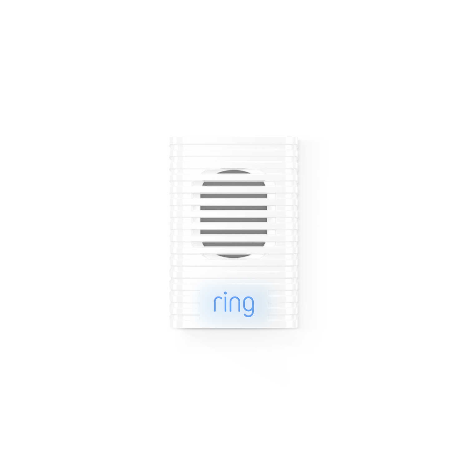Ring  White  Wireless  Door Chime Bell