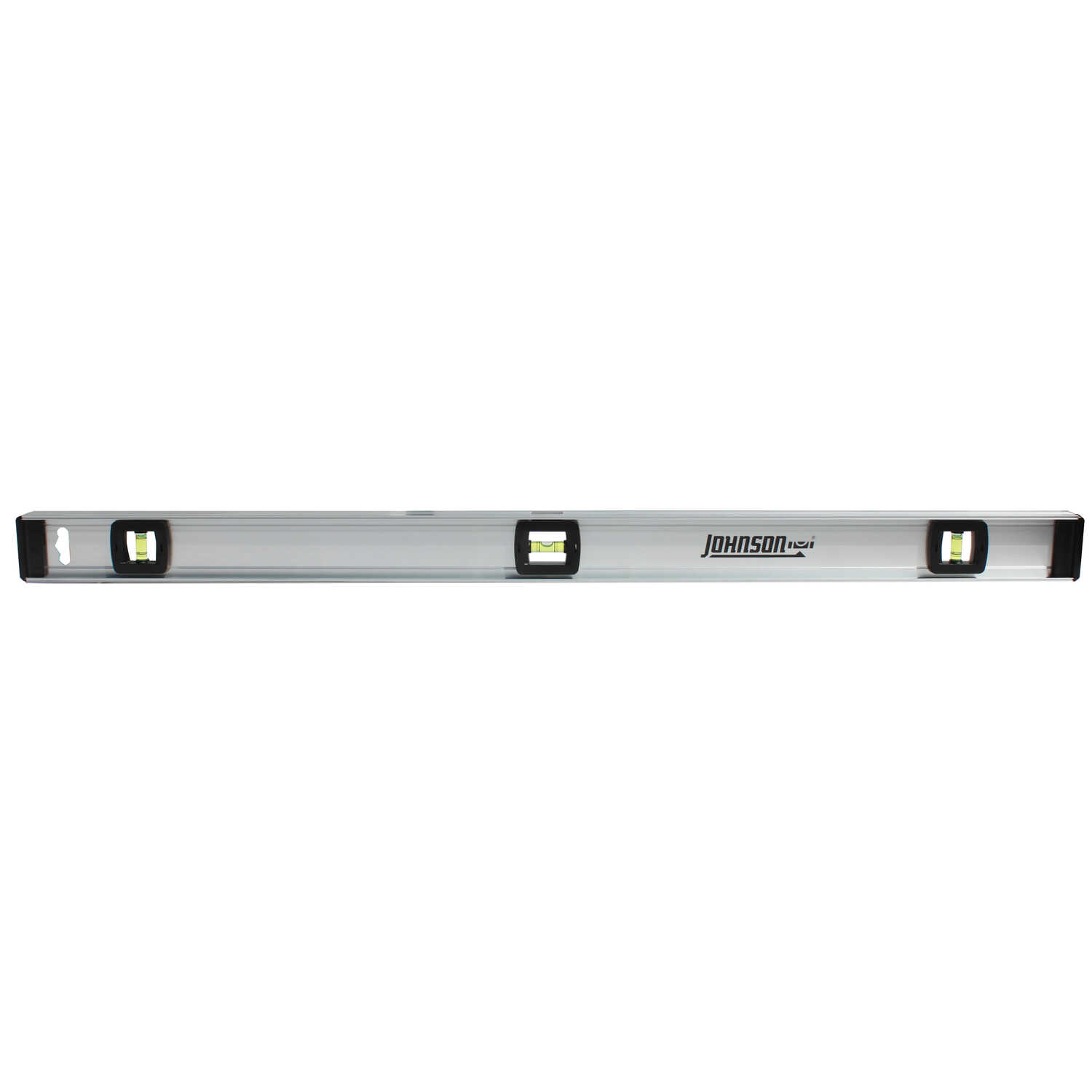 Johnson  36 in. Aluminum  I-Beam  Level  3 vial