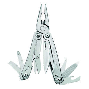 Leatherman  Wingman  Silver  Multi Tool