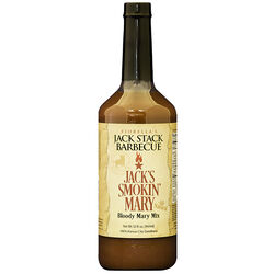 Jack Stack Barbecue  Jack's Smokin' Mary  Smokin' Mary  Bloody Mary Mix  32 oz.