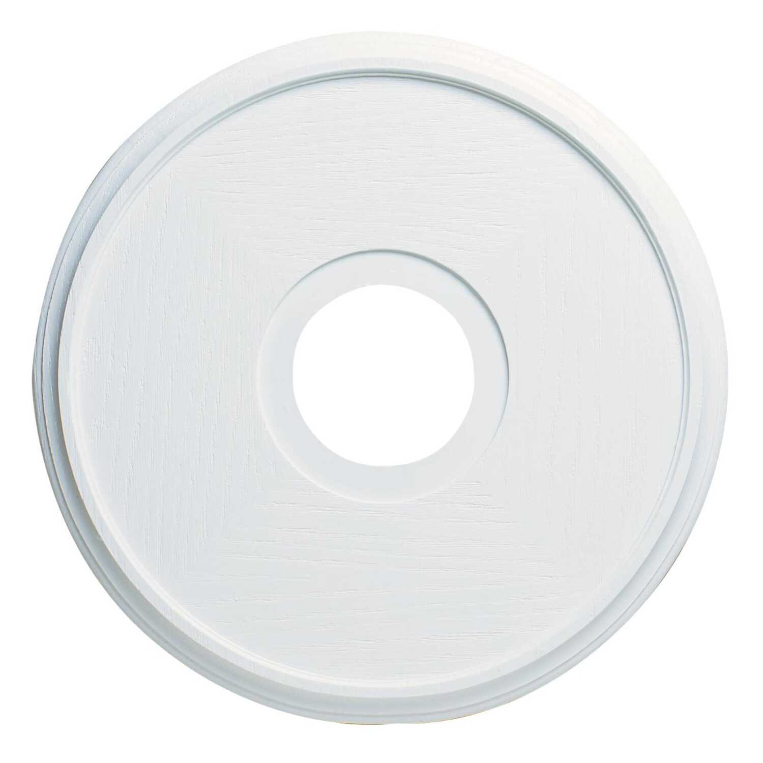 Westinghouse  16 in. Dia. White  Ceiling Medallion