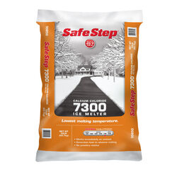 Safe Step  7300  Calcium Chloride  Pellet  Ice Melt  50 lb.