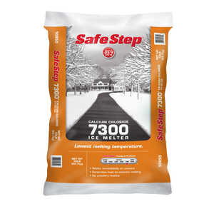 Safe Step  Calcium Chloride  Ice Melt  50