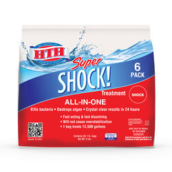 HTH Super Granule Shock Treatment 6 lb.