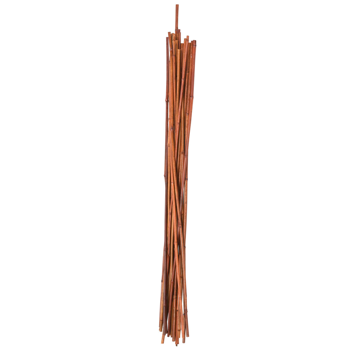 Panacea  72 in. H Brown  Bamboo  Plant Stake