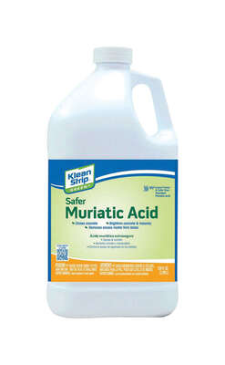 Klean Strip  Green  Muriatic Acid  1 gal. Liquid