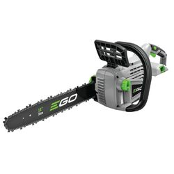 EGO  Power+  14 in. 56 volt Battery  Chainsaw  Tool Only