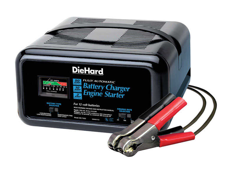 Batteries And Booster Cables