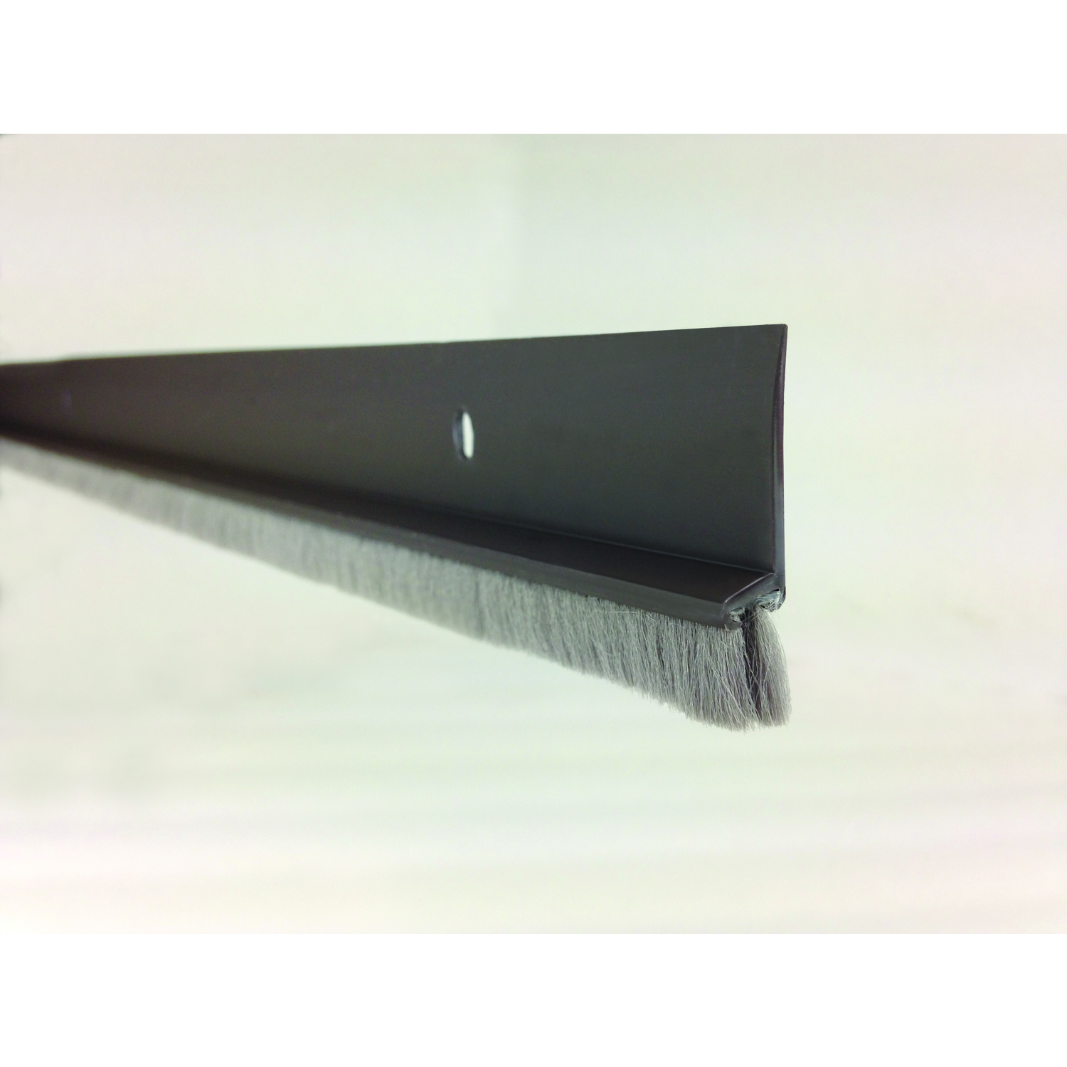 M-D Building Products  Brown  Vinyl  Door Sweep  For Door Bottom 3 ft. L x 1-1/2 in.