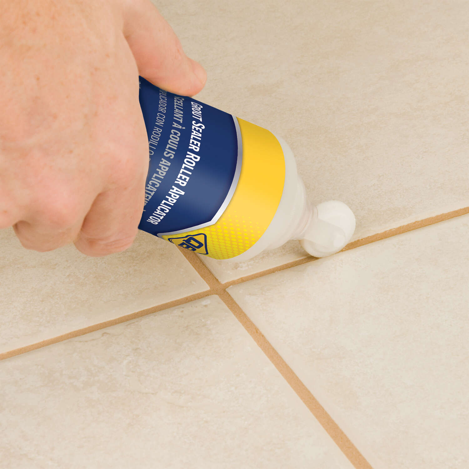 QEP  Commercial and Residential  Grout Sealer  12 oz.