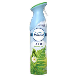 Febreze  Air Effects  Meadows and Rain Scent Air Freshener  8.8 oz. Aerosol