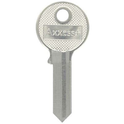 Hillman  Traditional Key  House/Office  Key Blank  111  AM7  Single sided For American Padlocks