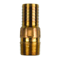Campbell Red Brass Male Adapter