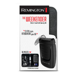Remington  The Weekender  Floating  Travel Foil Shaving Kit