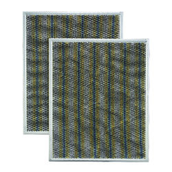Broan  10-13/16 in. W Silver  Range Hood Filter