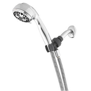 Waterpik  Height Select  Chrome  7 settings Adjustable Showerhead  1.8 gpm