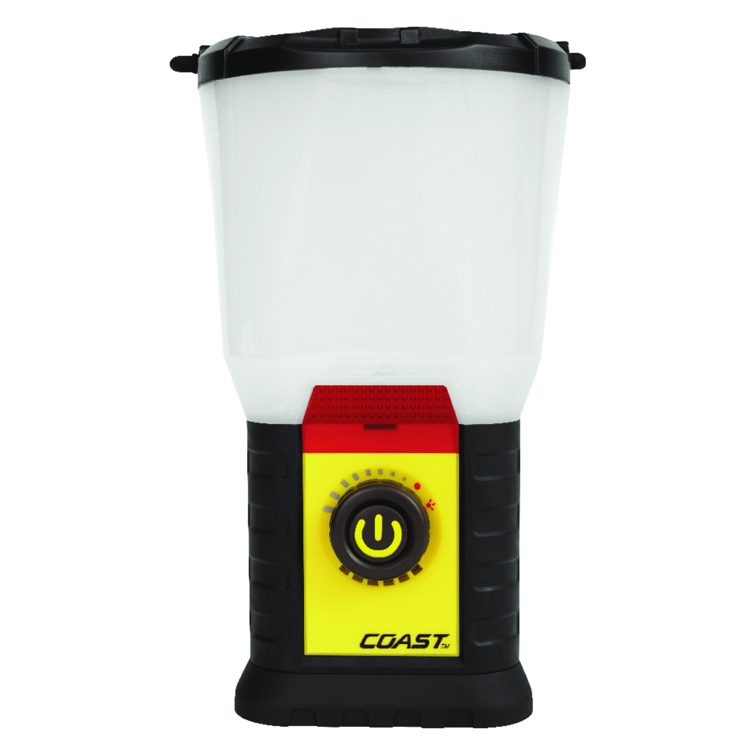 Coast  EAL20  Black/White  Emergency Lantern