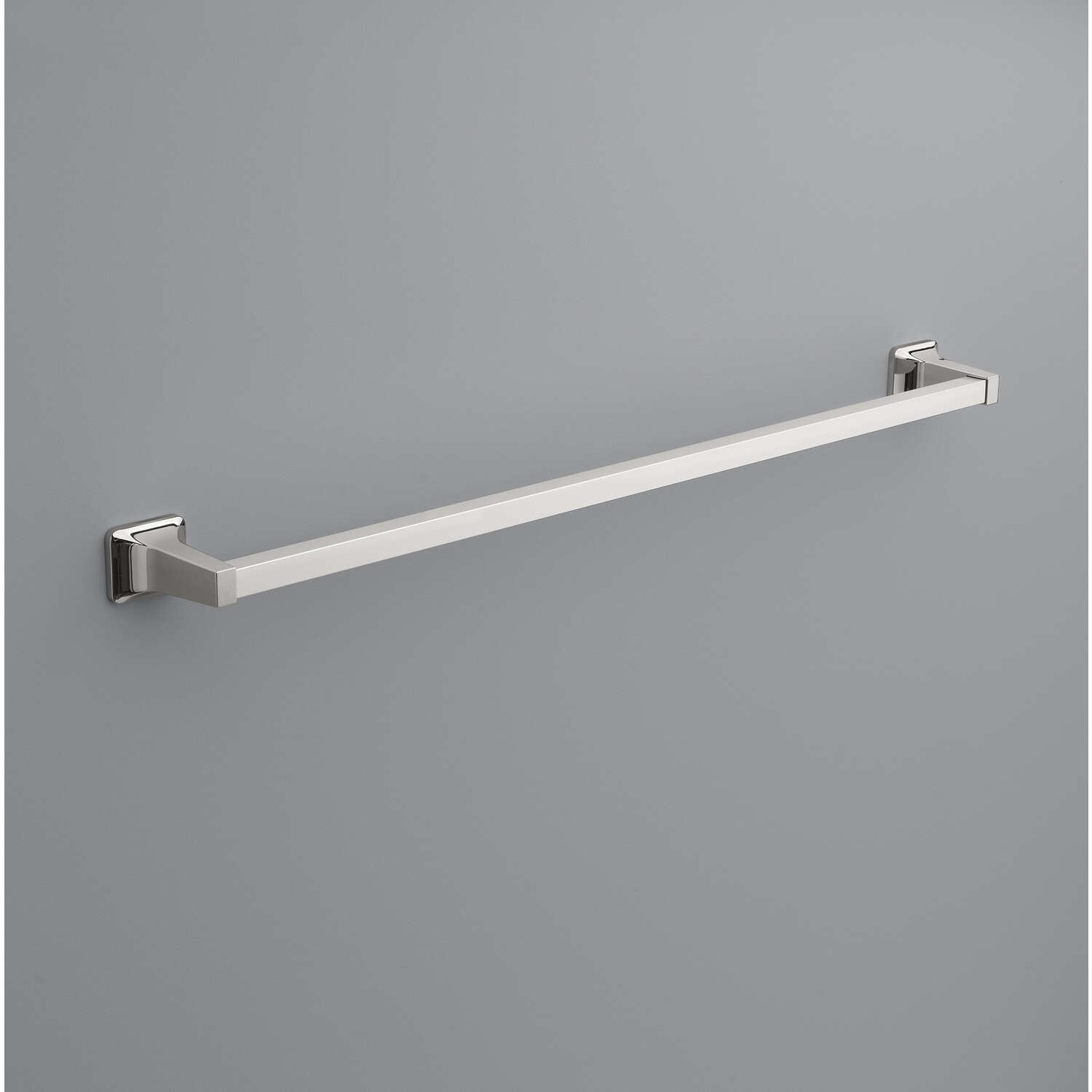 OakBrook  Chrome  Towel Bar  30 in. L Die Cast Zinc