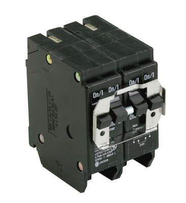 Eaton  Cutler-Hammer  20/30 amps Plug In  4-Pole  Circuit Breaker