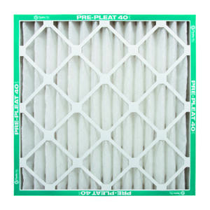 AAF Flanders  16 in. W x 16 in. H x 2 in. D Synthetic  8 MERV Pleated Air Filter