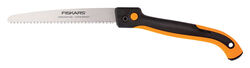 Fiskars  10 in. Stainless Steel  Pruning Saw