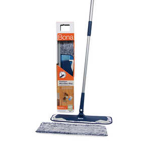 Bona  Microplus  16.5 in. W Dust  Dust Mop