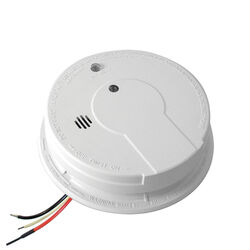 Kidde  P12040  Hard-Wired  Photoelectric  Smoke Detector