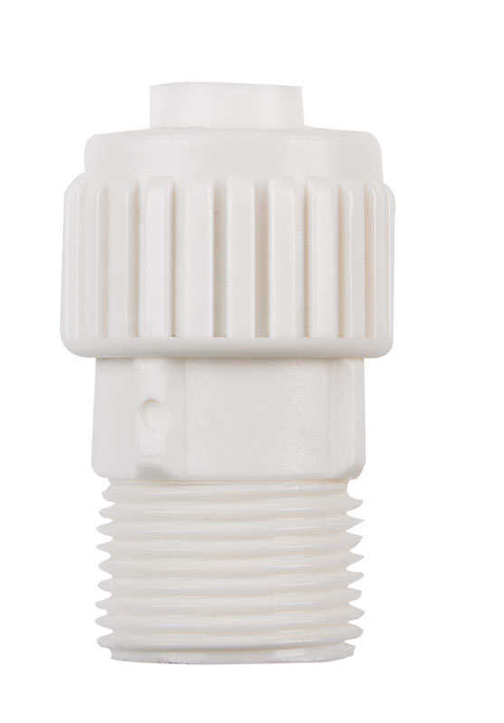 Flair-It  3/4 in. PEX   x 3/4 in. Dia. MIP  Male Adapter