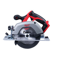 Milwaukee 18 volt 6-1/2 in. Cordless Brushed Circular Saw Tool Only