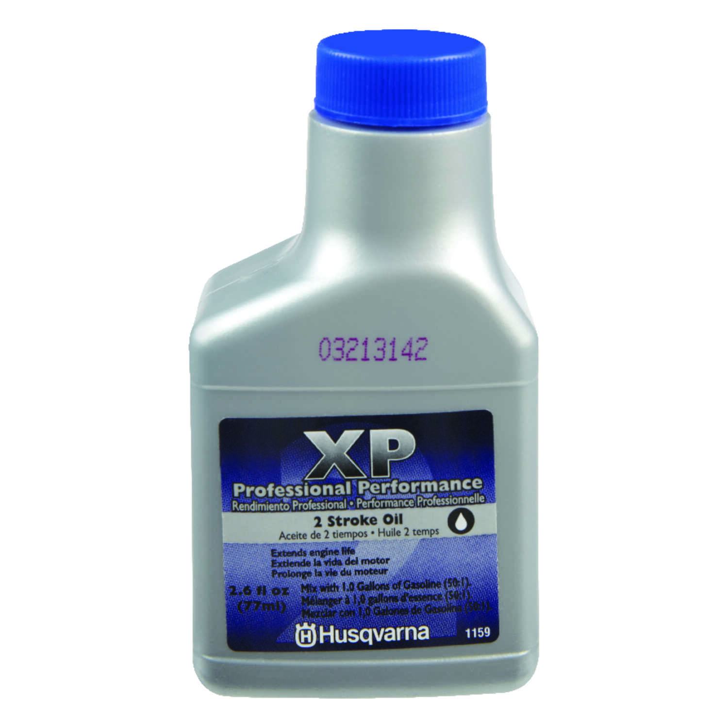Husqvarna  XP  50:1  2 Cycle Engine  Motor Oil  2.6 oz.