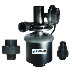 Burcam  1/3 hp 1400 gph Thermoplastic  Diaphragm  AC  Laundry Tub Pump