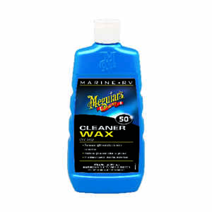 Meguiar's  Cleaner and Wax