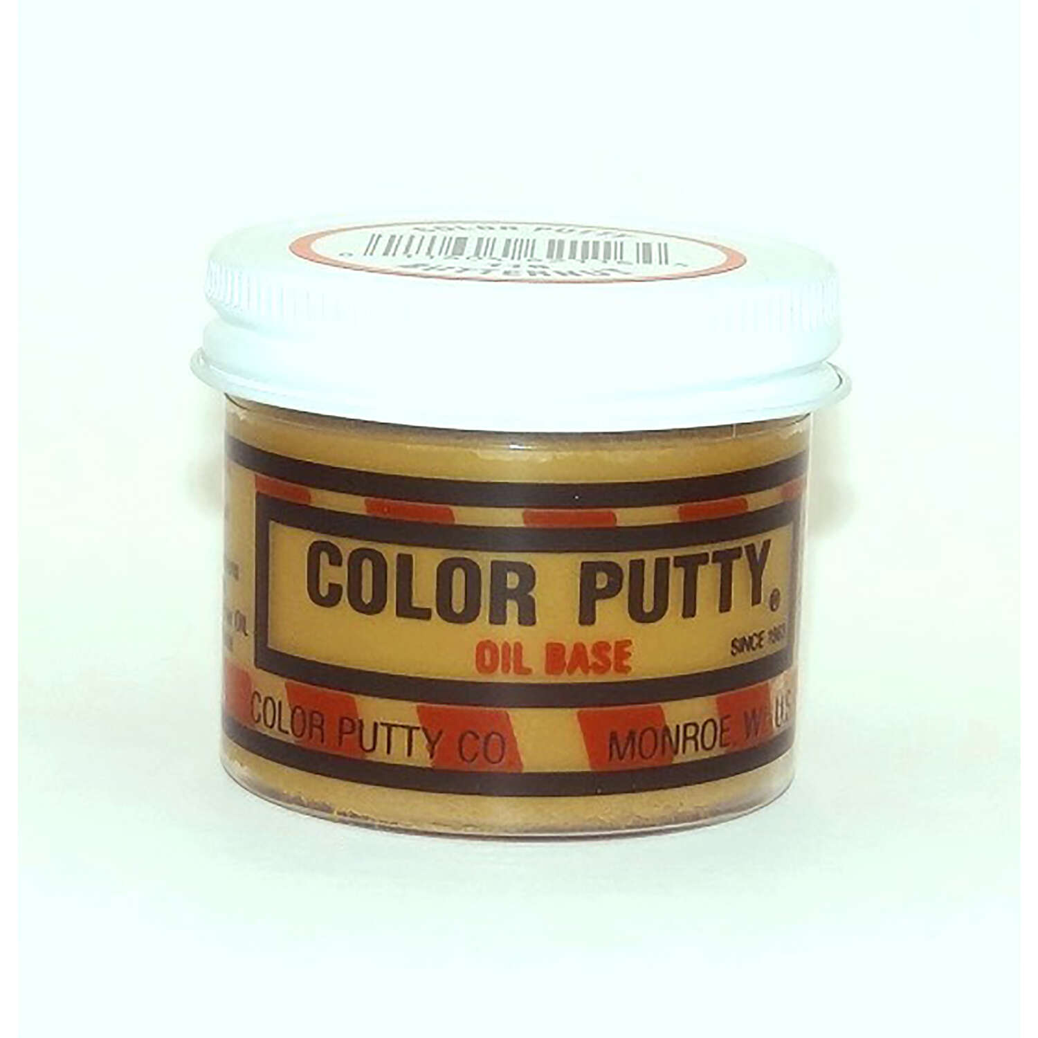 Color Putty  Butternut  Wood Filler  16 oz.