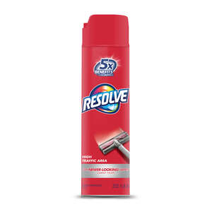 Resolve  High Traffic  Carpet Cleaner  22 oz. Foam