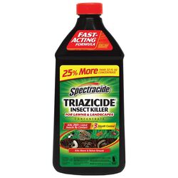 Spectracide Triazicide Liquid Concentrate Insect Killer 40 oz.
