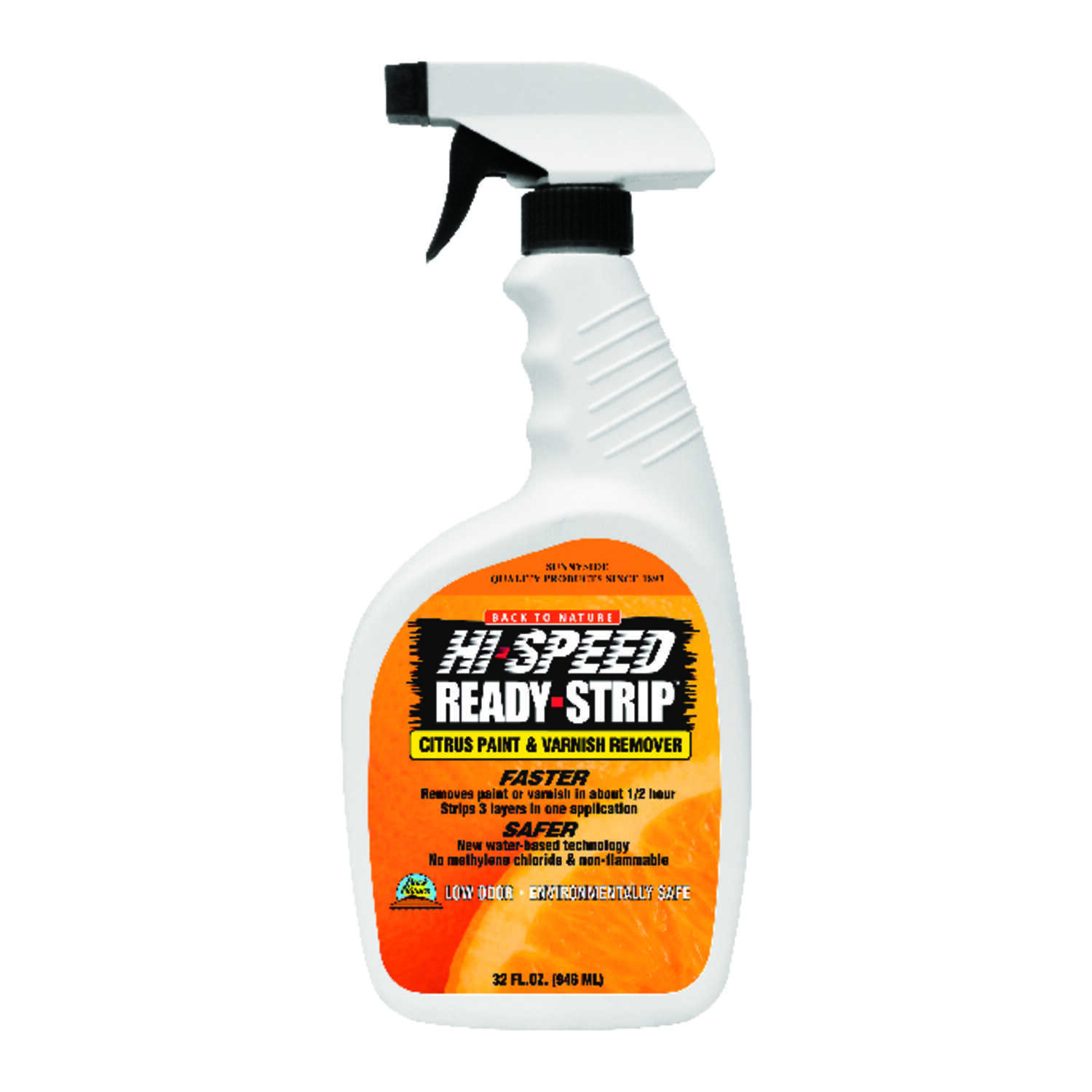 Back to Nature  Hi-Speed Ready-Strip  Paint Remover  1 oz.